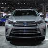 В России был представлен новый Highlander от компании Toyota