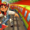 Популярная игра для устройств на Андроиде – Subway Surfers