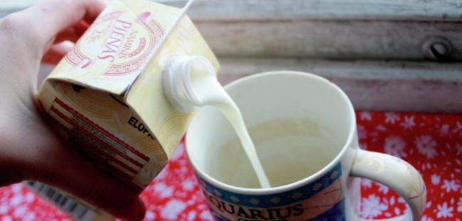 В Прибалтике из-за антироссийских санкций дорожают молочные продукты