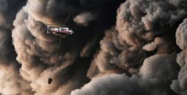 В Москве горит торговый центр «Синдика»