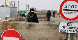 Заполнение миграционной карты при въезде на Украину