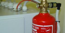 Оборудование для систем тушения пожаров