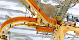 Подвесные конвейеры и шаттловые системы от производителя