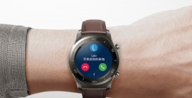 Электронные наручные часы набирают популярность