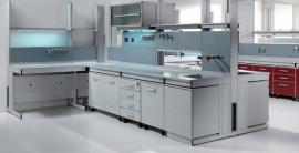Мебель для оборудования современных лабораторий