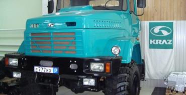 Ремонт грузовых автомобилей КрАЗ