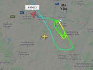 Из-за неисправности оборудования самолет президента не смог приземлиться в Уфе