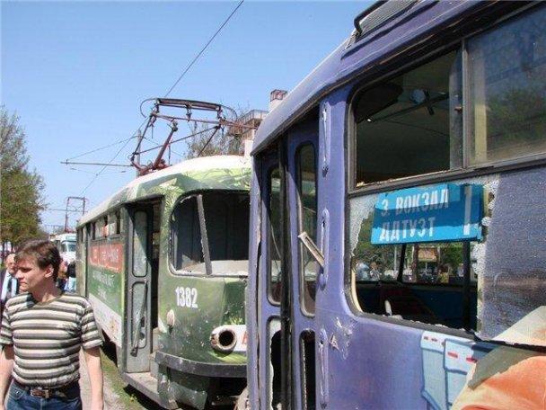 взрыв в Днепропетровске