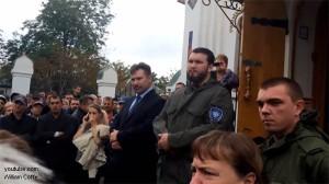 В Минеральных Вода  усиливаются протесты, вызванные убийством Анатолия Ларионова армянами