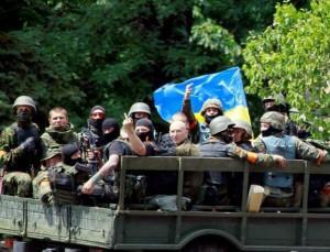 Украинские каратели избили и ограбили ветерана Великой Отечественной войны