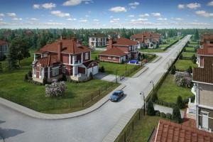 Загородная недвижимость Подмосковья