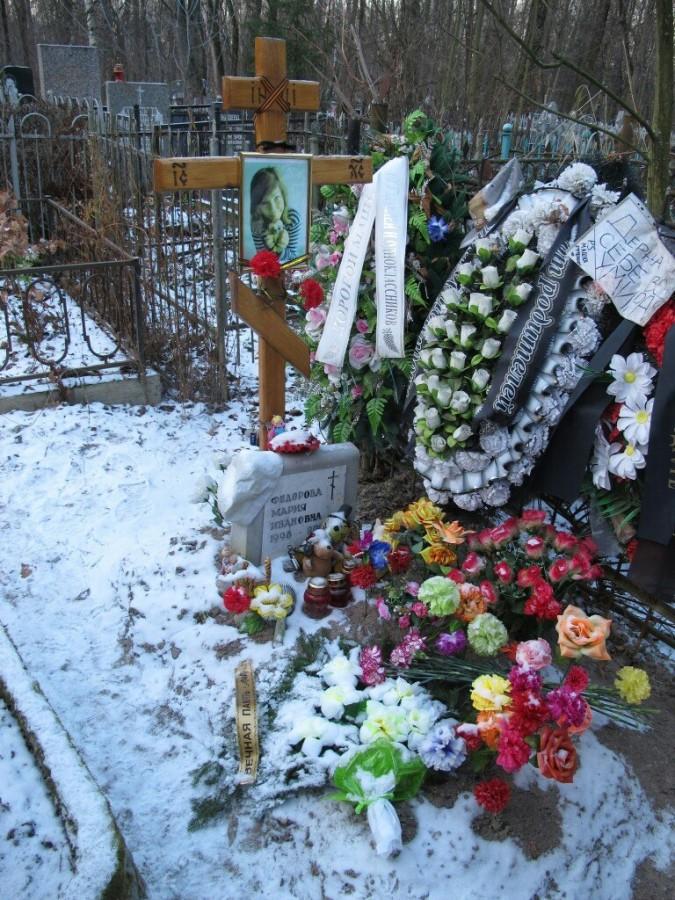 Маша Федорова