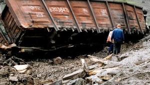 Взрыв моста в Запорожской области