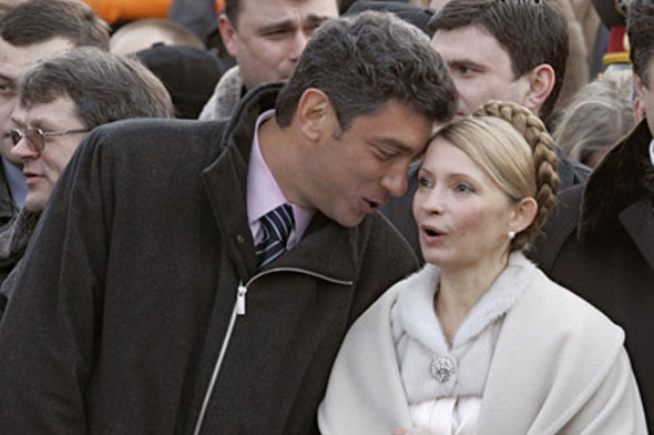 Немцов Тимошенко