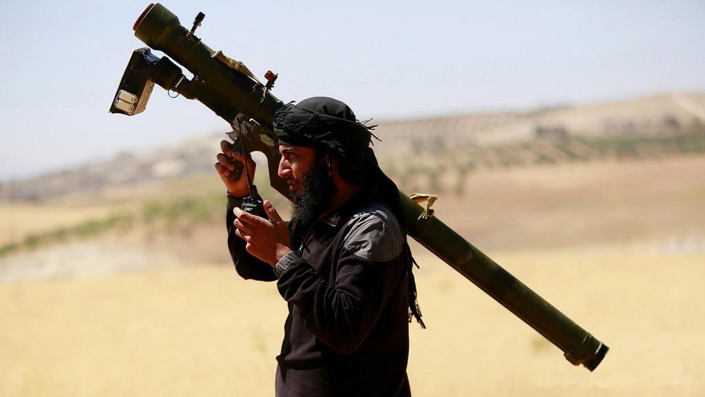 Украина поставила игиловцам некачественное оружие