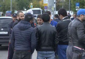 Таджики грозят устроить беспорядки в Москве
