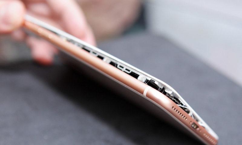 Все больше лопнувших смартфонов iPhone 8 Plus