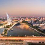Проект Конгресс-холла в Челябинске