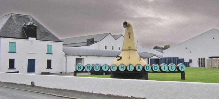 Вискикурня Bruichladdich