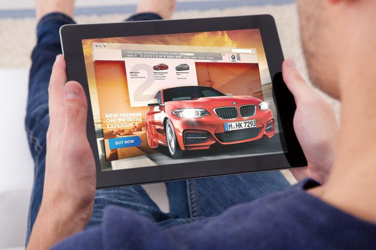 Как купить машину по Интернету? Mabby.ru доска бесплатных объявлений
