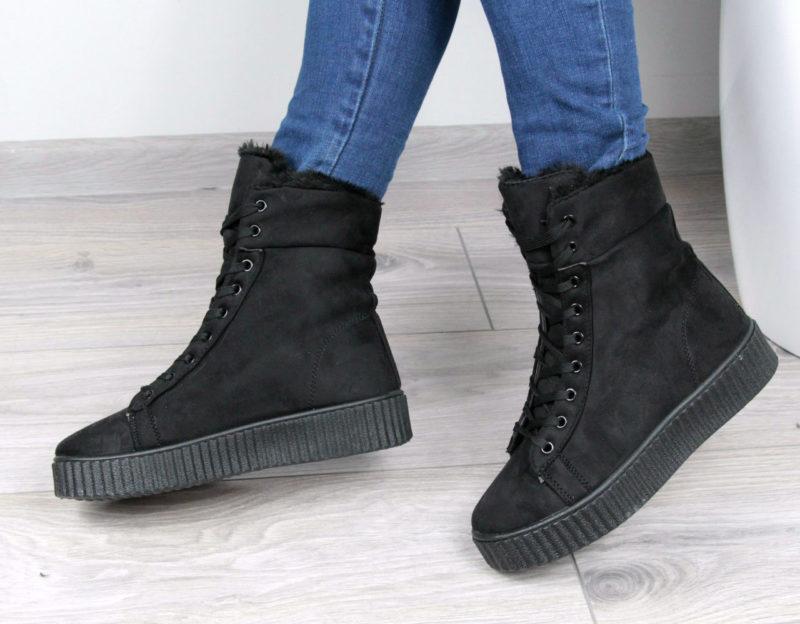 Модные тенденции женской зимней обуви