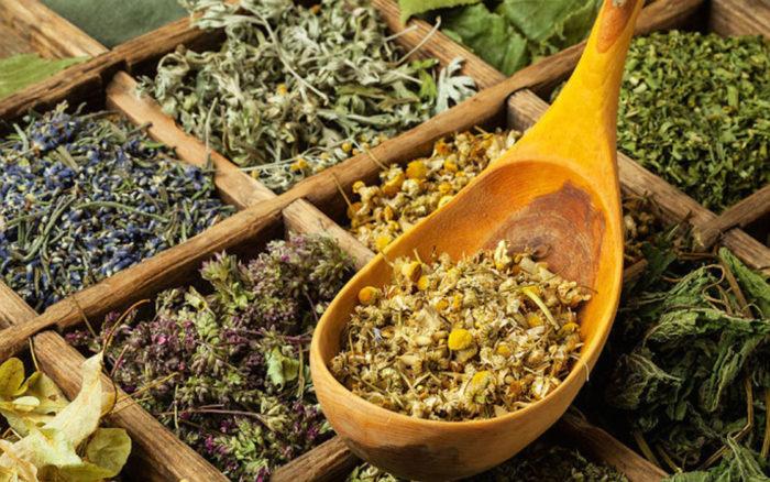 Сборы лечебных трав